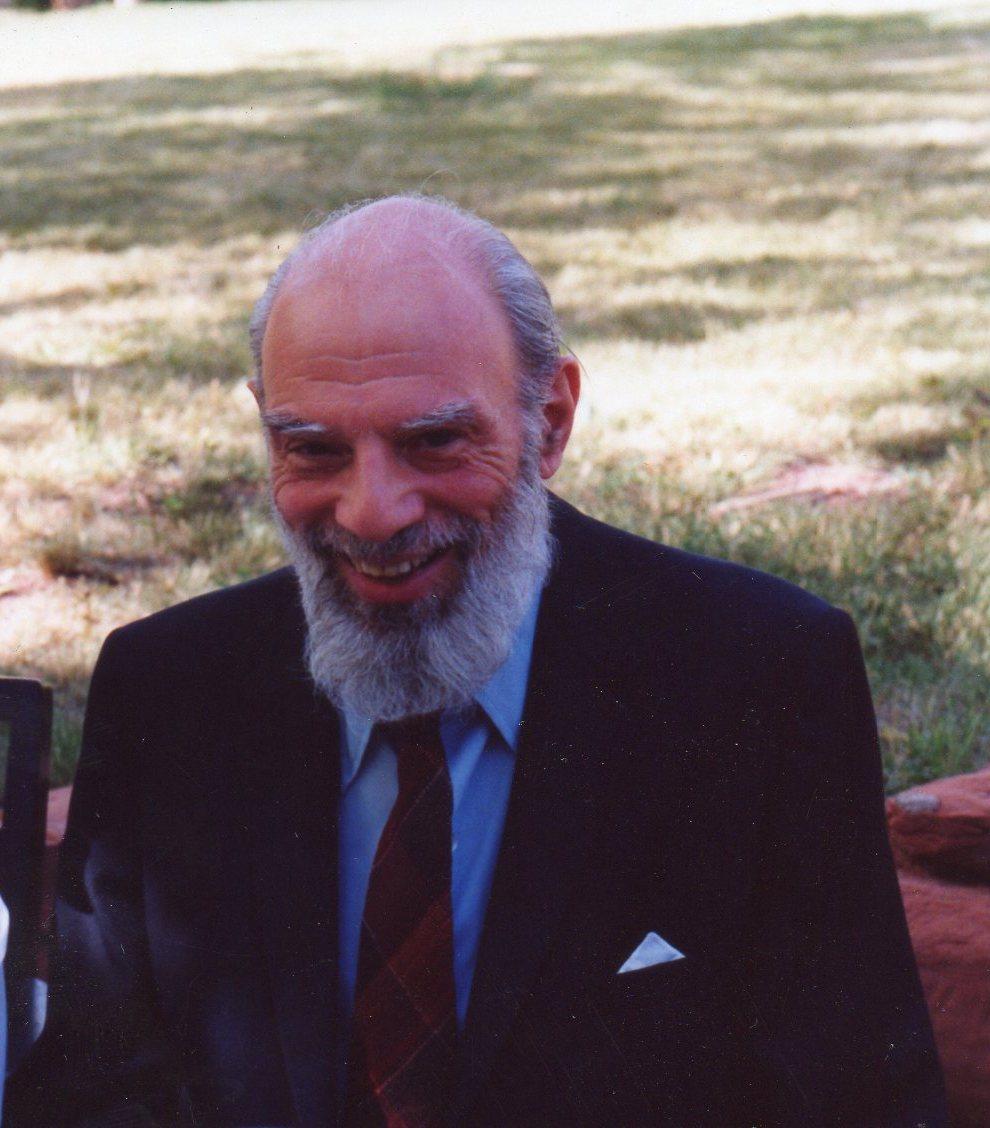 Sasaki Roshi and Dr. DeMartino
